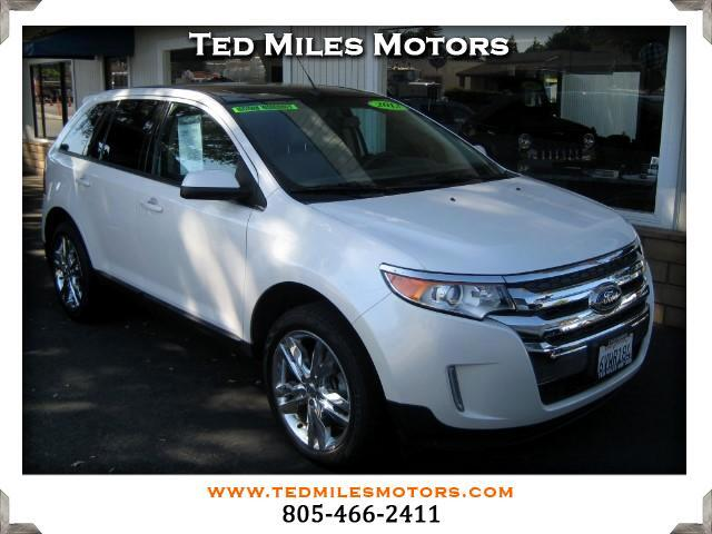 2013 Ford Edge THIS QUALITY VEHICLE IS EXACTLY WHAT YOU WOULD EXPECT FROM TED MILES MOTORS VIN 2F
