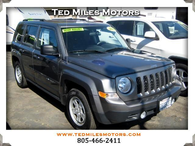 2014 Jeep Patriot THIS QUALITY VEHICLE IS EXACTLY WHAT YOU WOULD EXPECT FROM TED MILES MOTORS VIN