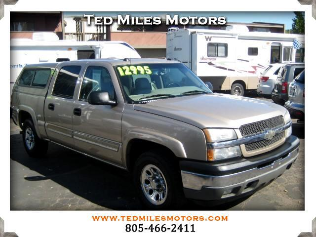 2005 Chevrolet Silverado 1500 THIS QUALITY VEHICLE IS EXACTLY WHAT YOU WOULD EXPECT FROM TED MILES