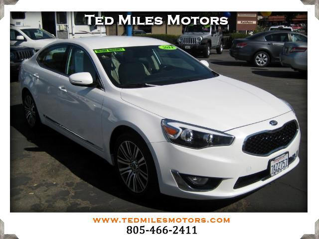 2014 Kia Cadenza THIS QUALITY VEHICLE IS EXACTLY WHAT YOU WOULD EXPECT FROM TED MILES MOTORS VIN