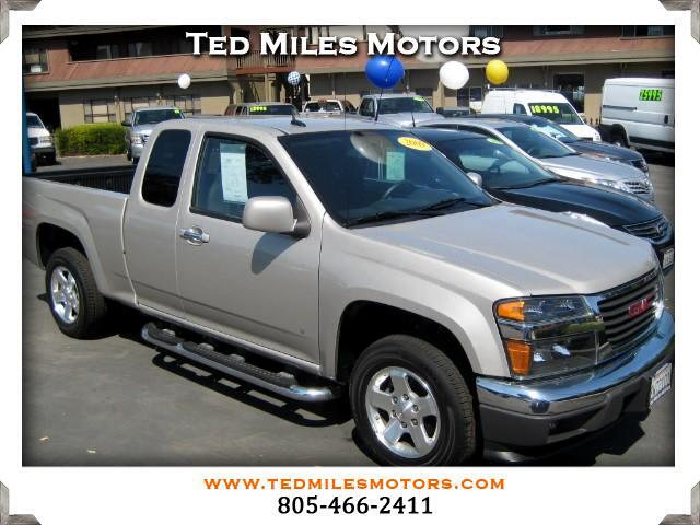 2009 GMC Canyon THIS QUALITY VEHICLE IS EXACTLY WHAT YOU WOULD EXPECT FROM TED MILES MOTORS VIN 1