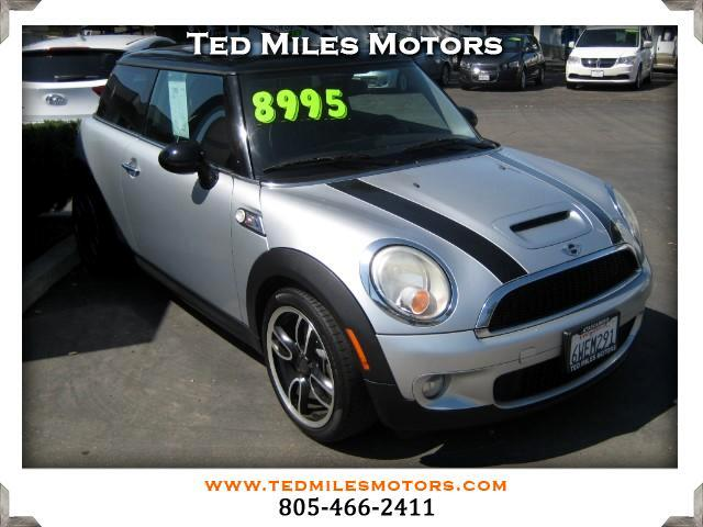 2007 MINI Cooper THIS QUALITY VEHICLE IS EXACTLY WHAT YOU WOULD EXPECT FROM TED MILES MOTORS VIN