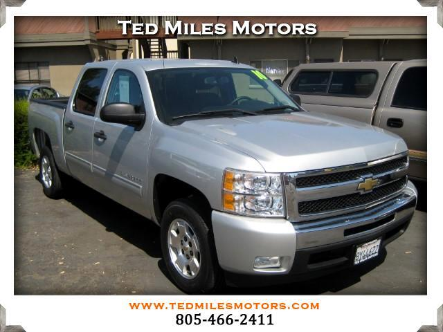 2010 Chevrolet Silverado 1500 THIS QUALITY VEHICLE IS EXACTLY WHAT YOU WOULD EXPECT FROM TED MILES