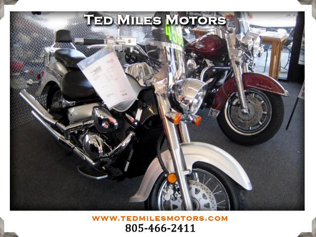 2007 Suzuki VL800 THIS QUALITY VEHICLE IS EXACTLY WHAT YOU WOULD EXPECT FROM TED MILES MOTORS VIN