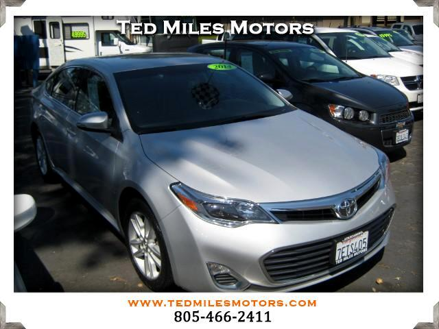 2014 Toyota Avalon THIS QUALITY VEHICLE IS EXACTLY WHAT YOU WOULD EXPECT FROM TED MILES MOTORS VIN
