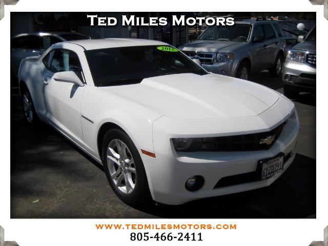 2013 Chevrolet Camaro THIS QUALITY VEHICLE IS EXACTLY WHAT YOU WOULD EXPECT FROM TED MILES MOTORS