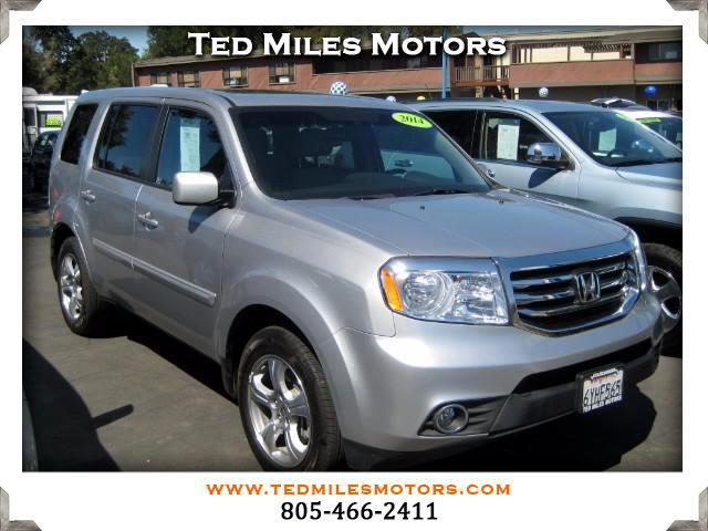 2014 Honda Pilot THIS QUALITY VEHICLE IS EXACTLY WHAT YOU WOULD EXPECT FROM TED MILES MOTORS VIN