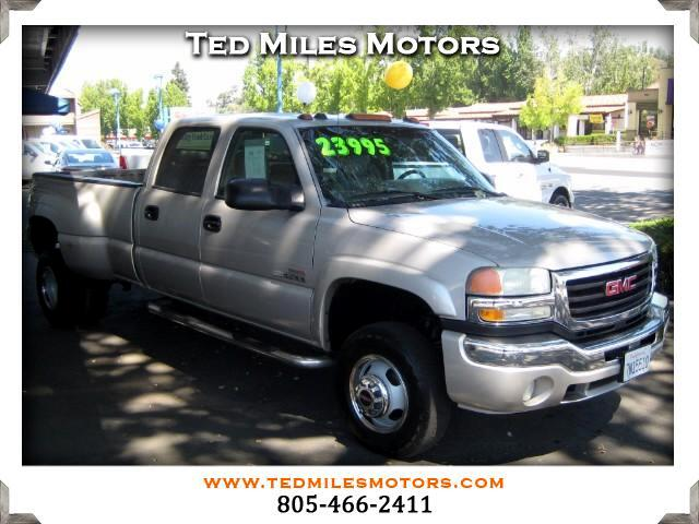 2005 GMC Sierra 3500 THIS QUALITY VEHICLE IS EXACTLY WHAT YOU WOULD EXPECT FROM TED MILES MOTORS V
