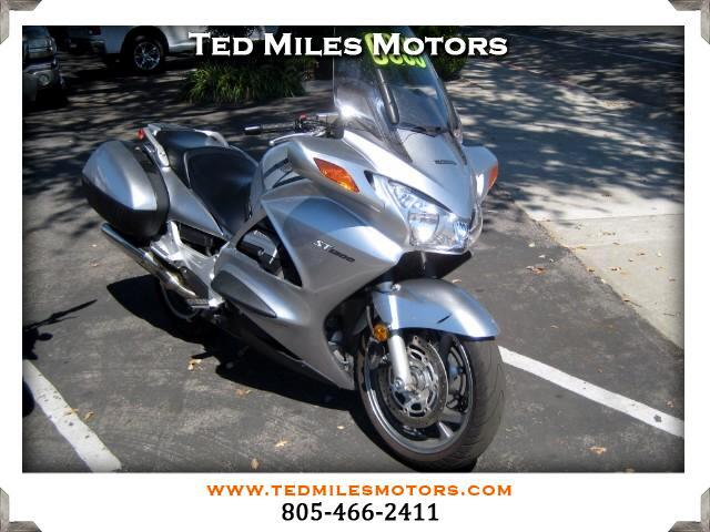 2007 Honda ST1300 THIS QUALITY VEHICLE IS EXACTLY WHAT YOU WOULD EXPECT FROM TED MILES MOTORS VIN