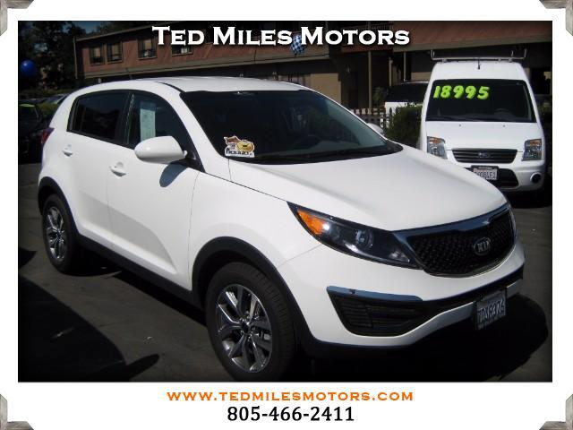 2014 Kia Sportage THIS QUALITY VEHICLE IS EXACTLY WHAT YOU WOULD EXPECT FROM TED MILES MOTORS VIN