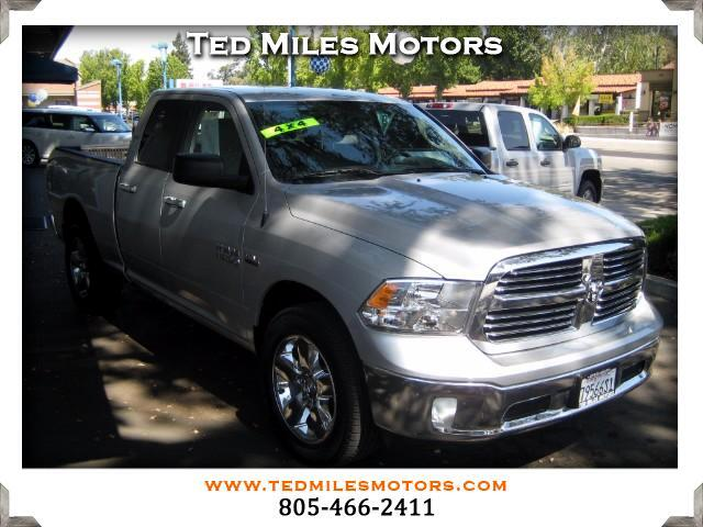 2015 RAM 1500 THIS QUALITY VEHICLE IS EXACTLY WHAT YOU WOULD EXPECT FROM TED MILES MOTORS VIN 1C6