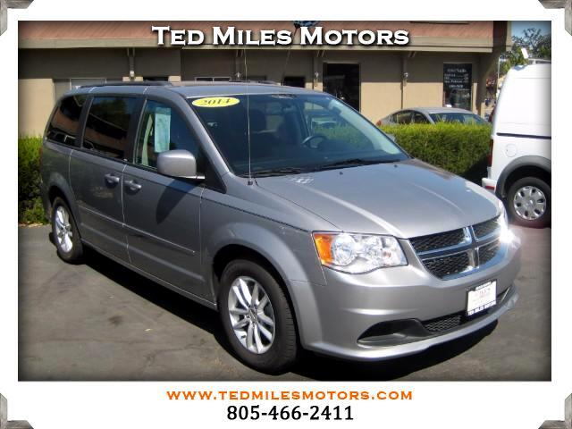 2014 Dodge Grand Caravan THIS QUALITY VEHICLE IS EXACTLY WHAT YOU WOULD EXPECT FROM TED MILES MOTOR