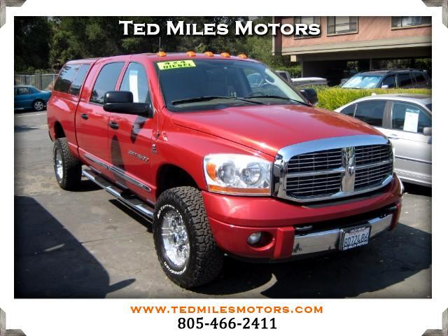 2006 Dodge Ram 2500 THIS QUALITY VEHICLE IS EXACTLY WHAT YOU WOULD EXPECT FROM TED MILES MOTORS VI
