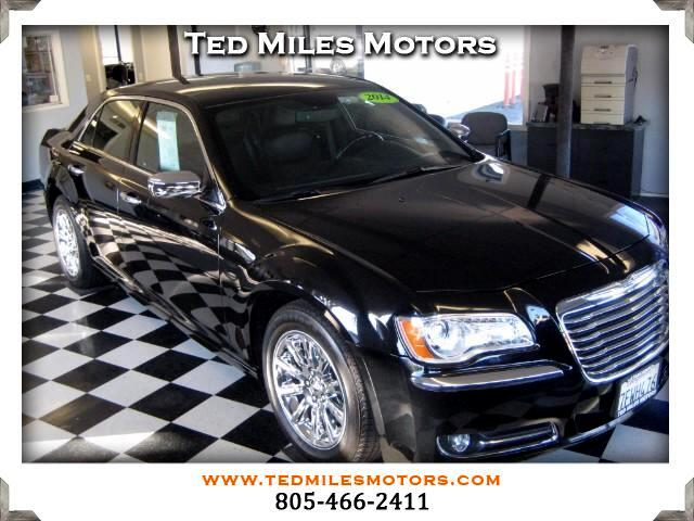 2014 Chrysler 300 THIS QUALITY VEHICLE IS EXACTLY WHAT YOU WOULD EXPECT FROM TED MILES MOTORS VIN