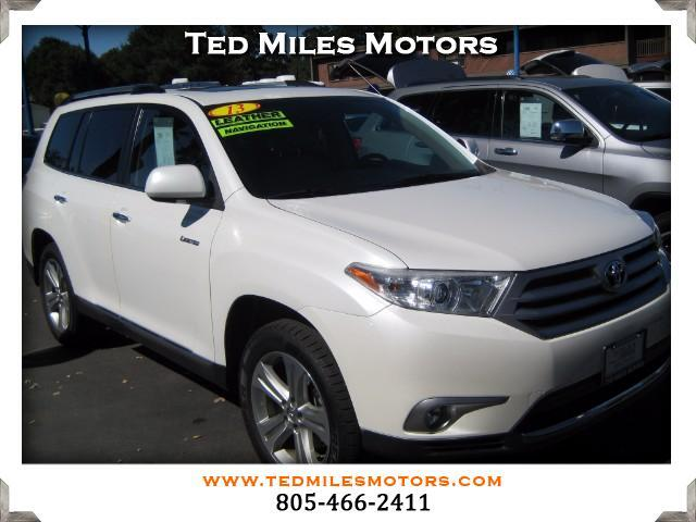 2013 Toyota Highlander THIS QUALITY VEHICLE IS EXACTLY WHAT YOU WOULD EXPECT FROM TED MILES MOTORS