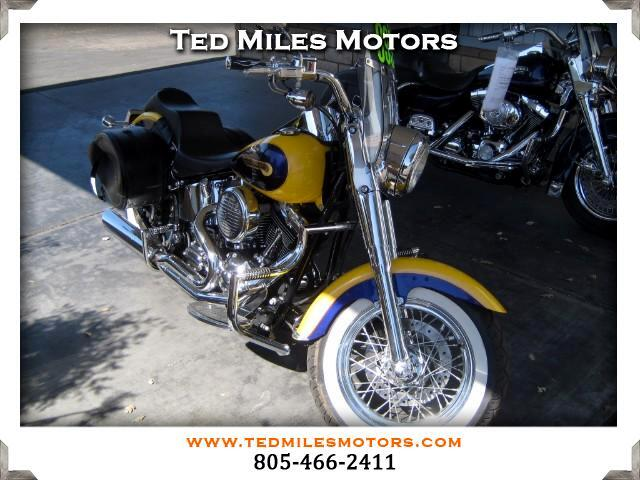 2004 Harley-Davidson FLSTFI THIS QUALITY VEHICLE IS EXACTLY WHAT YOU WOULD EXPECT FROM TED MILES MO