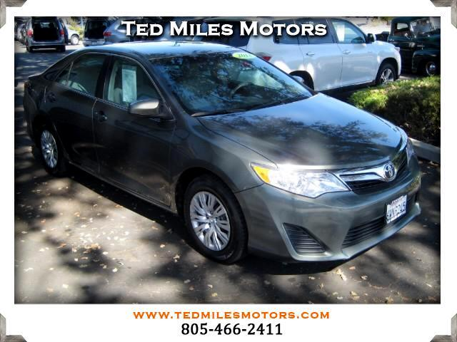 2012 Toyota Camry THIS QUALITY VEHICLE IS EXACTLY WHAT YOU WOULD EXPECT FROM TED MILES MOTORS VIN
