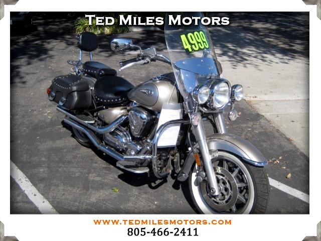 2005 Yamaha Road Star THIS QUALITY VEHICLE IS EXACTLY WHAT YOU WOULD EXPECT FROM TED MILES MOTORS