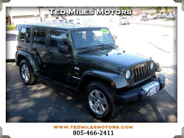 2008 Jeep Wrangler THIS QUALITY VEHICLE IS EXACTLY WHAT YOU WOULD EXPECT FROM TED MILES MOTORS VIN