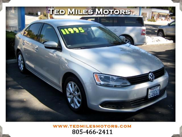 2011 Volkswagen Jetta THIS QUALITY VEHICLE IS EXACTLY WHAT YOU WOULD EXPECT FROM TED MILES MOTORS