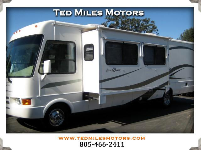 2003 National RV Sea Breeze THIS QUALITY VEHICLE IS EXACTLY WHAT YOU WOULD EXPECT FROM TED MILES MO