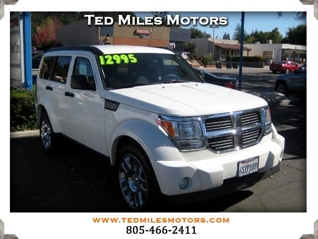 2010 Dodge Nitro THIS QUALITY VEHICLE IS EXACTLY WHAT YOU WOULD EXPECT FROM TED MILES MOTORS VIN