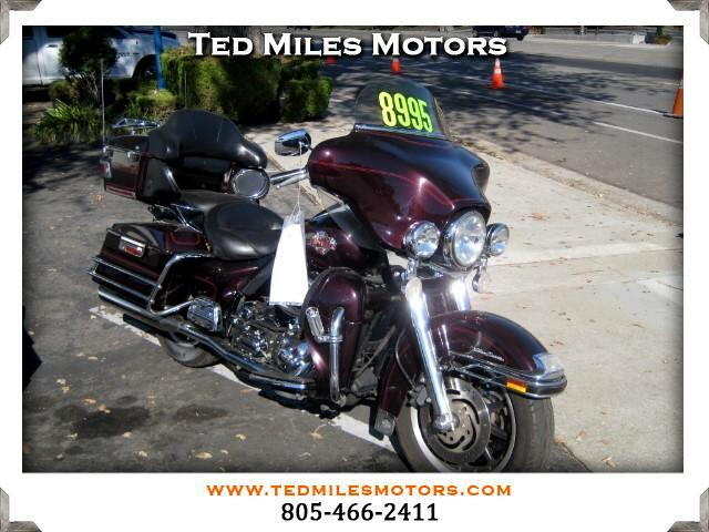 2005 Harley-Davidson FLHTCUI THIS QUALITY VEHICLE IS EXACTLY WHAT YOU WOULD EXPECT FROM TED MILES M