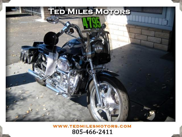 2003 Harley-Davidson XL 883 Hugger THIS QUALITY VEHICLE IS EXACTLY WHAT YOU WOULD EXPECT FROM TED M