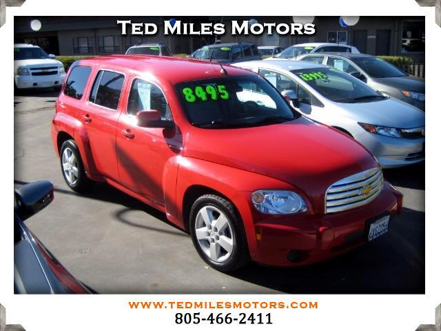 2010 Chevrolet HHR THIS QUALITY VEHICLE IS EXACTLY WHAT YOU WOULD EXPECT FROM TED MILES MOTORS VIN