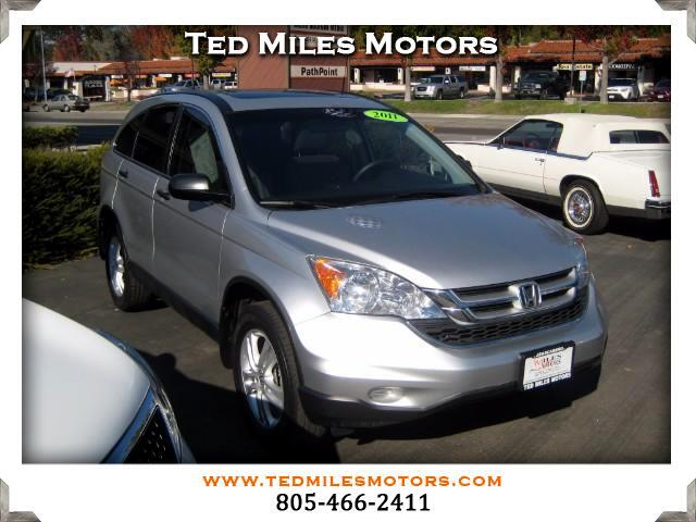 2011 Honda CR-V THIS QUALITY VEHICLE IS EXACTLY WHAT YOU WOULD EXPECT FROM TED MILES MOTORS VIN 3
