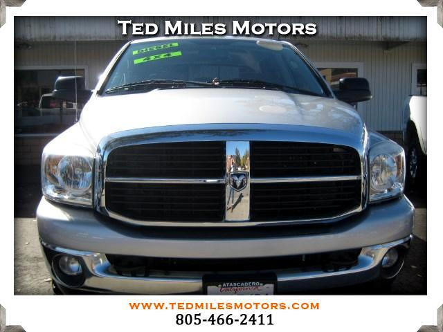 2008 Dodge Ram 2500 THIS QUALITY VEHICLE IS EXACTLY WHAT YOU WOULD EXPECT FROM TED MILES MOTORS VI
