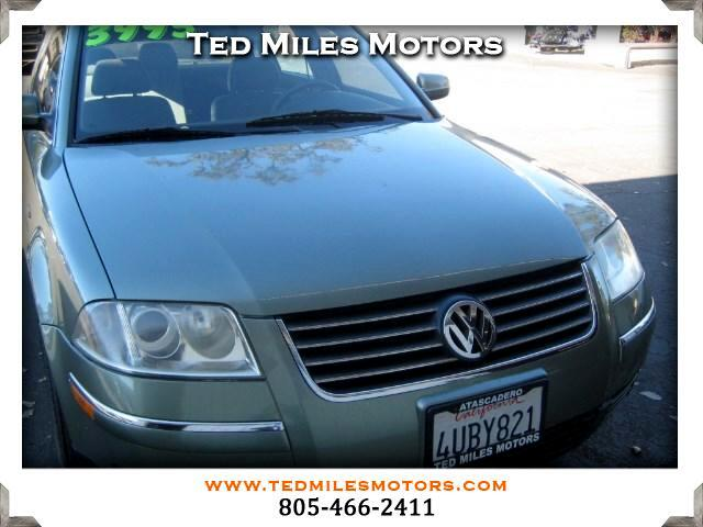 2002 Volkswagen Passat THIS QUALITY VEHICLE IS EXACTLY WHAT YOU WOULD EXPECT FROM TED MILES MOTORS