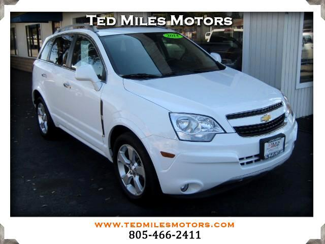2014 Chevrolet Captiva Sport THIS QUALITY VEHICLE IS EXACTLY WHAT YOU WOULD EXPECT FROM TED MILES M