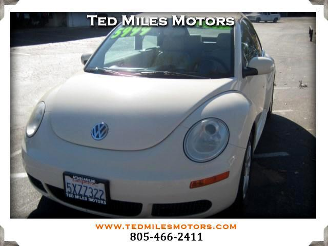 2007 Volkswagen New Beetle THIS QUALITY VEHICLE IS EXACTLY WHAT YOU WOULD EXPECT FROM TED MILES MOT