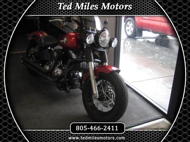 2013 Harley-Davidson FLS THIS QUALITY VEHICLE IS EXACTLY WHAT YOU WOULD EXPECT FROM TED MILES MOTOR