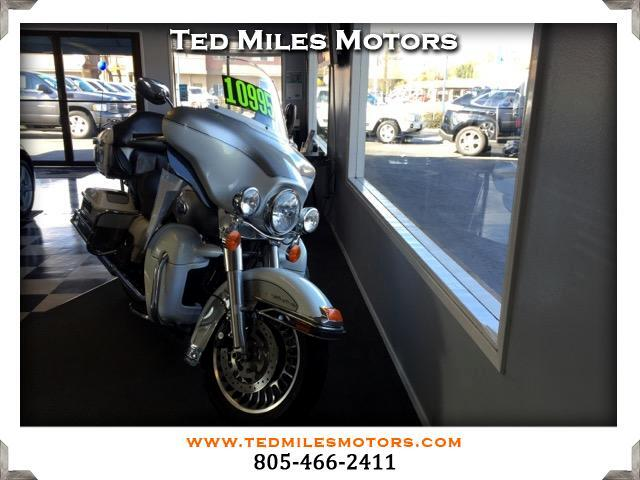 2009 Harley-Davidson FLHTCU ULRA CLASSIC ELECTR GLIDE