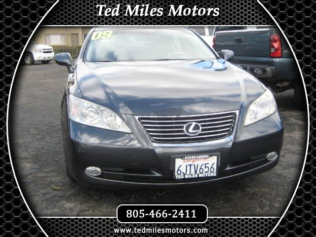 2009 Lexus ES 350 THIS QUALITY VEHICLE IS EXACTLY WHAT YOU WOULD EXPECT FROM TED MILES MOTORS VIN
