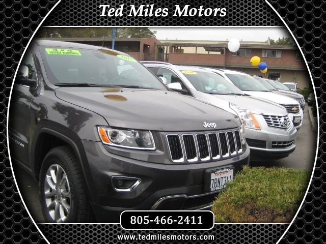 2015 Jeep Grand Cherokee THIS QUALITY VEHICLE IS EXACTLY WHAT YOU WOULD EXPECT FROM TED MILES MOTOR