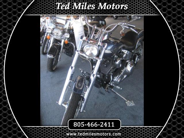 2003 Harley-Davidson FXSTDI THIS QUALITY VEHICLE IS EXACTLY WHAT YOU WOULD EXPECT FROM TED MILES MO