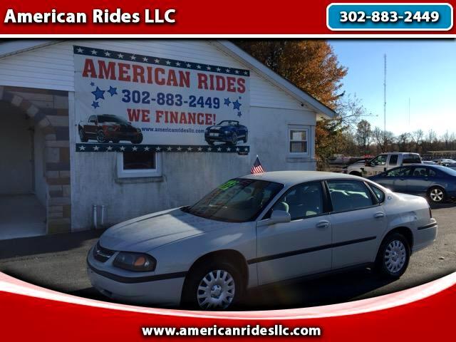 2003 Chevrolet Impala 4dr Base Sdn