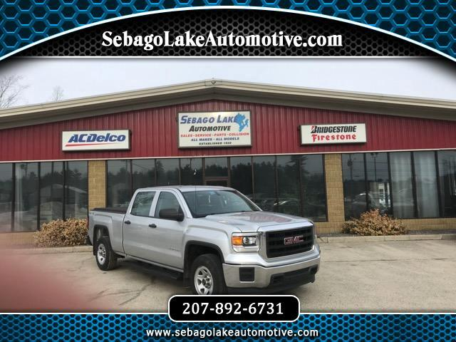 2015 GMC Sierra 1500 Base Crew Cab Short Box 4WD