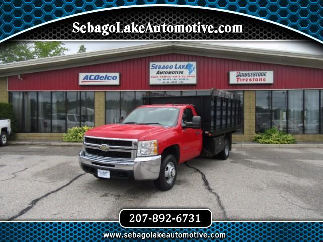 2007 Chevrolet Silverado 3500HD Regular Cab 2WD