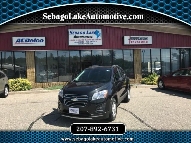 2015 Chevrolet Trax LT AWD