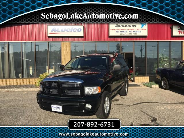 2005 Dodge Ram 1500 Reg. Cab 6.5-ft. Bed 4WD