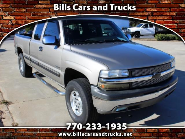 2001 Chevrolet Silverado 1500 Ext. Cab Short Bed 2WD