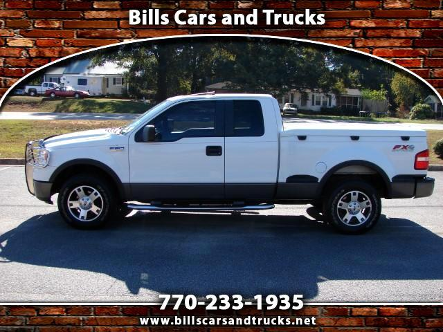 2008 Ford F-150 FX4 SuperCab 6.5-ft. Bed Flareside 4WD