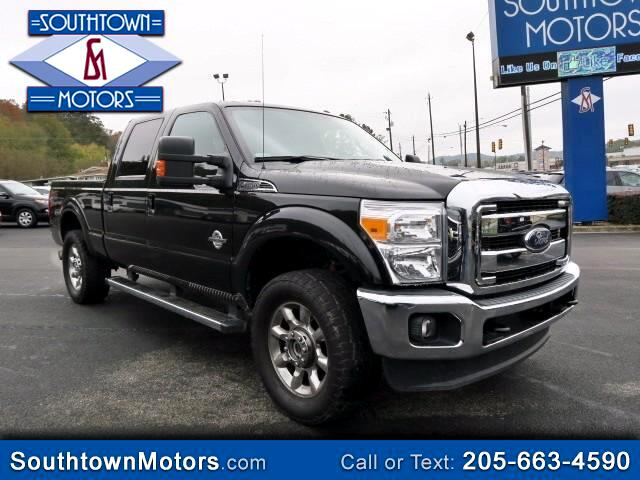 2014 Ford F-250 SD Lariat SuperCab SWB 4WD