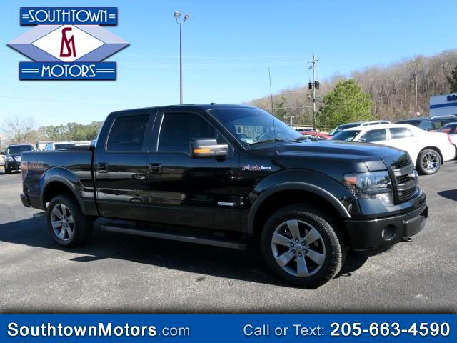 "2014 Ford F-150 4WD SuperCrew 150"" FX4"