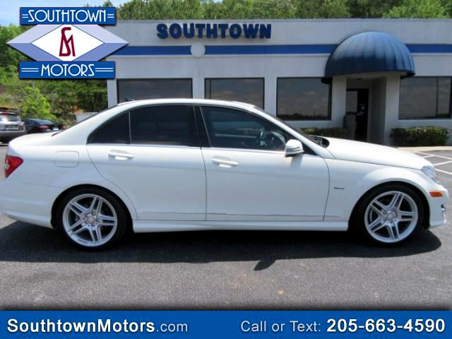 2012 Mercedes-Benz C-Class C250 Luxury Sedan
