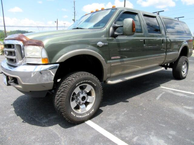 2004 Ford F-350 SD Kings Ranch 4WD